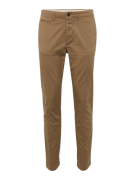 JACK & JONES, Heren Chino 'JJIMARCO JJENZO', beige