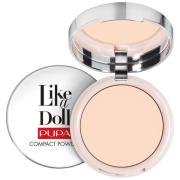 PUPA Like A Doll Nude Skin Compact Powder (Various Shades) - Porcelain