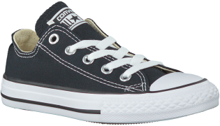 Converse Baskets CHUCK TAYLOR ALL STAR OX KIDS en noir