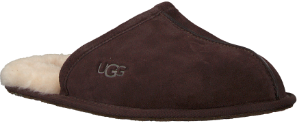 UGG Chaussons SCUFF en marron