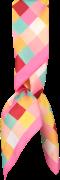 Romano Shawls Amsterdam Foulard 85609 en rose