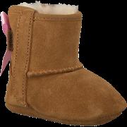 UGG Chaussures bébé JESSE BOW II en cognac