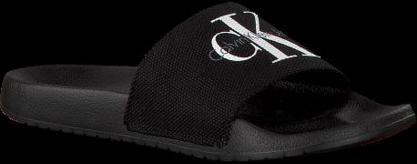 Calvin Klein Tongs CHANTAL en noir
