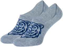 Marcmarcs Chaussettes FILIP en gris