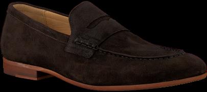 VRTN Loafers 9262 en marron