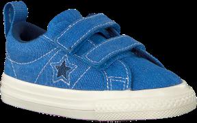 Converse Baskets ONE STAR 2V OX en bleu