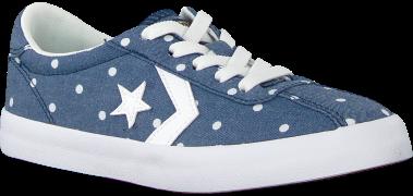 Converse Baskets BREAKPOINT OX KIDS en bleu