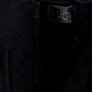 UGG Gants CONTRAST SHEEPSKIN GLOVE en noir