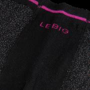 Le Big Chaussettes OVO TIGHT en noir