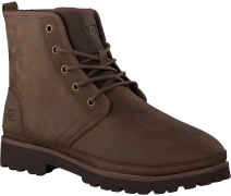 UGG Bottines à lacets HARKLAND MEN'S en marron