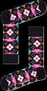 Happy Socks Chaussettes TEMPLE BLOSSOM en blanc