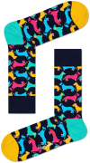 Happy Socks Chaussettes DOG SOCK en multicolore