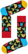 Happy Socks Chaussettes FUNNY DOG en multicolore