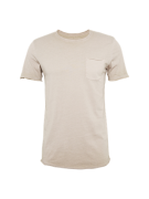 JACK & JONES, Heren Shirt 'JORJACK SS CREW NECK NOOS', nude