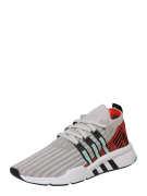 ADIDAS ORIGINALS, Heren Sneakers laag 'EQT SUPPORT', grijs / rood