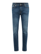JACK & JONES, Heren Jeans 'JJITIM JJORIGINAL AM 726 LID', blauw denim