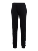 FILA, Heren Broek 'TADEO Tape Sweat Pants', zwart / wit